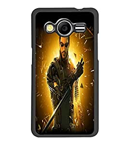 PRINTSWAG ACTION MAN Designer Back Cover Case for SAMSUNG GALAXY CORE 2 G355H
