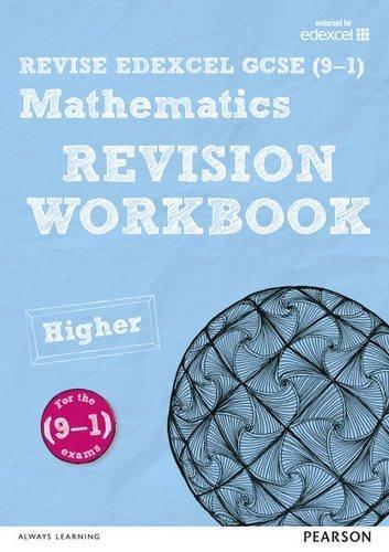REVISE Edexcel GCSE (9-1) Mathematics Higher Revision Workbook: For the 2015 Qualifications (REVISE Edexcel GCSE Maths 2015) by Navtej Marwaha (2016-03-31)