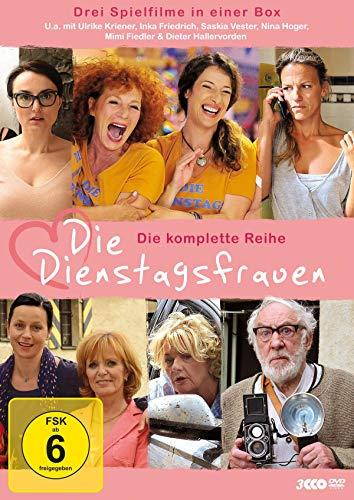 Die Dienstagsfrauen - Die komplette Reihe (3 Spielfilme) (3 DVDs)