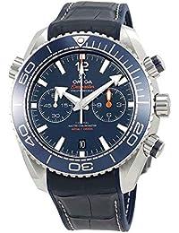 Omega Seamaster Planeta Océano Cronógrafo Automático Mens Reloj ...