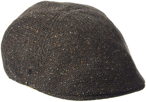Imagen de kangol pattern flexfit cap , brown marl, large para hombre