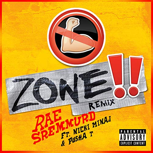 No Flex Zone [Explicit] (Remix) [feat. Nicki Minaj & Pusha T]