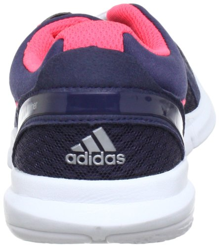 adidas adipure TR 360 W Q20520, Scarpe sportive indoor donna Multicolore (Mehrfarbig (Urban Sky F12 / Metallic Silver / Red Zest S13))