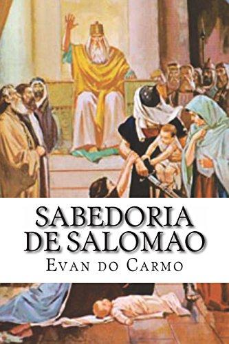 Sabedoria de Salomao