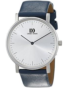 Danish Design Damen-Armbanduhr Analog Quarz Leder 3324571