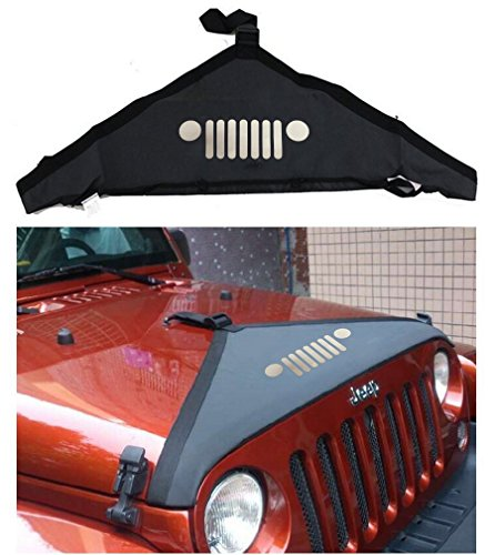 lantsun-hood-cover-front-end-bra-cover-t-style-protector-kit-for-2007-2016-jeep-wrangler-jk-ej116