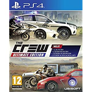 The Crew – Ultimate Edition – [Playstation 4]