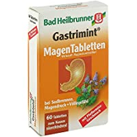 Bad Heilbrunner Gastrimint Magentabletten 60 stk preisvergleich bei billige-tabletten.eu