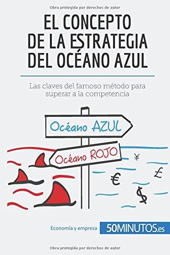 El concepto de la estrategia del océano azul: Las claves del famoso método para superar a la competencia por 50Minutos.es