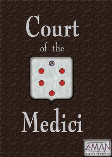 Z-Man Games - Court of The Medici