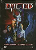 Evil Ed - Mediabook - DVD & Blu-ray - Cover A - Limited Ed. 666 Exemplare