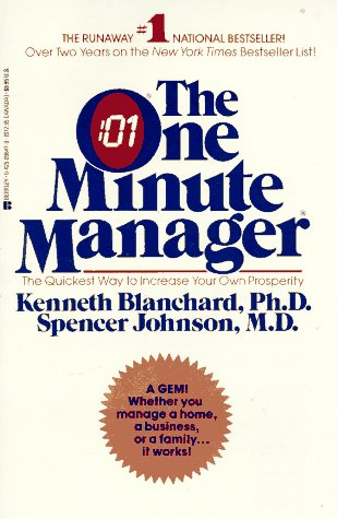 the new one minute manager free pdf