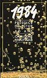 Présence du Futur - Catalogue analytique 1984 par Collectif