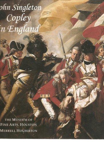 John Singleton Copley in England