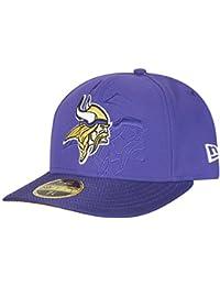 New Era 59Fifty LOW PROFILE Cap - SIDELINE Minnesota Vikings