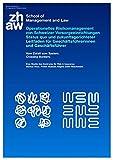 Operationelles Risikomanagement von Schweizer Vorsorgeeinrichtungen: Status quo und zukunftsgerichteter Leitfaden für Geschäftsführerinnen und Geschäftsführer