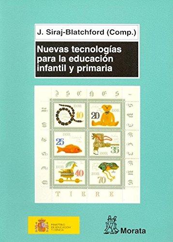 Nuevas tecnologías para la educación infantil y priMaría (Coedición Ministerio de Educación) - 9788471125033