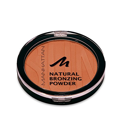 Manhattan 17040 Bronzing Powder, brown
