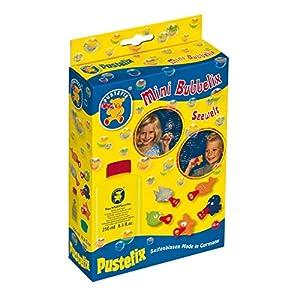 Carrera Toys Pustefix - 5 Animales Mundo Marino y Botella, 250 ml (420869571)
