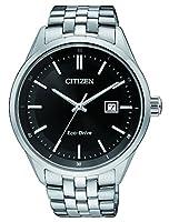 Citizen Hombre Reloj de pulsera analógico cuarzo acero inoxidable bm7251–88E de Citizen