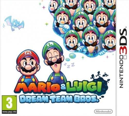 Mario and Luigi: Dream Team Bros. (Nintendo 3DS) by Nintendo