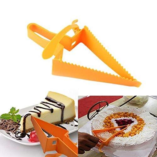 Cookie Server (vitihipsy Kuchen Dreieck Cutter Cookie Gebäck Pie Server Praktische Pie Slicer Kuchen Cutter Mold Küche Werkzeug)