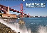 San Francisco - Traumstadt in Kalifornien (Wandkalender 2017 DIN A3 quer): Einzigartige Ansichten der Metropole im Sunshine State (Monatskalender, 14 Seiten ) (CALVENDO Orte) - Melanie Viola
