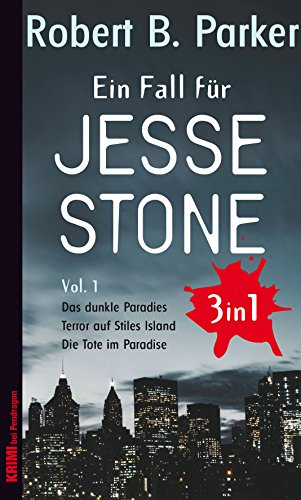 Ein Fall für Jesse Stone BUNDLE (3in1) Vol.1 (Jesse Figur)