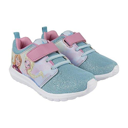 Disney Die Eiskönigin 2300002950 Mädchen Sneaker, Schuhe, Elsa, Anna (26)