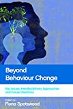 Image de Beyond behaviour change: Key issues, interdisciplinary approaches and future directions
