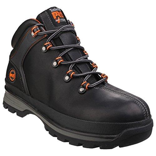 Timberland Pro Hommes Splitrock Xt À Lacet Sécurité Bottes Chaussures Bottines Noir 43