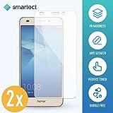SmarTect Huawei Honor 5C/Honor 7 Lite/GT3 Panzerglas Folie