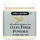 #4: Urban Platter Oats Fiber Powder, 300G [All Natural & Gluten-Free]
