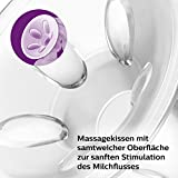 Philips Avent SCF330/20 Komfort-Milchpumpe mit Naturnah-Flasche Polypropylen, 125 ml - 3