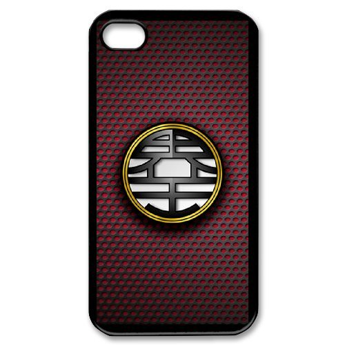 iPhone 4S case - [Dragon ball z super] case for Apple iPhone 4 4S,phone case for iphone4s, rubber TPU cover case protector for iPhone4 4S 3D274