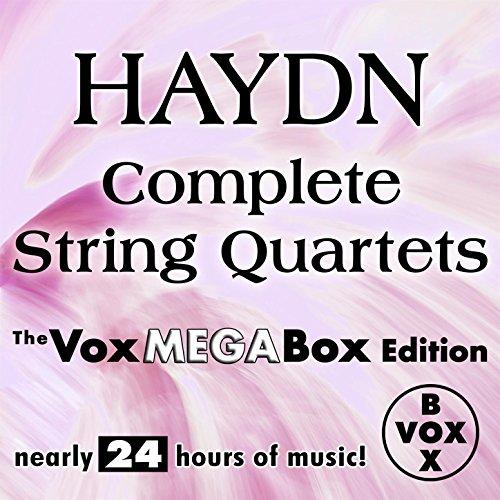 Haydn: Complete String Quartet...