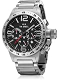 TW Steel Unisex-Armbanduhr Chronograph Quarz Edelstahl TW-301
