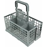 Panier à couverts universel pour lave-vaisselle complet avec poignée qualité premium