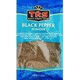 TRS Black Pepper Powder 100 g pimienta negra en polvo
