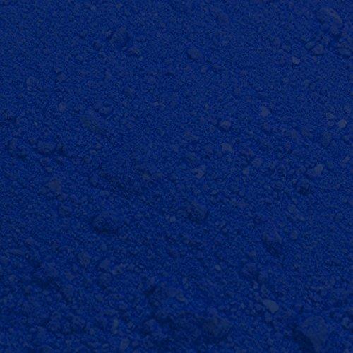 Der schlicht und einfach Reihe von RAINBOW DUST-Royal Blue für Kuchen und Cupcake Dekoration (Royal Blue Cupcakes)
