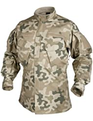 Helikon CPU Camisa Cotton Ripstop Polish Desert tamaño L
