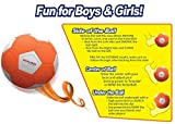 Kickerball - Curve & Swerve Football with Pump