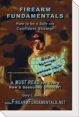 Descargar Epub Gratis Firearm Fundamentals - U.S. (incl: gun law references): How to be a Safe and Confident Shooter (U.S. (universal) Edition Book 1)
