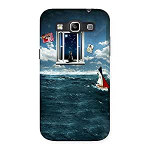 Gorgeous Water Wonder Back Case Cover for Galaxy Grand Quattro