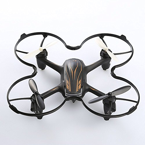 HUBSAN X4 PLUS H107P DRONE QUADCOPTER - 3