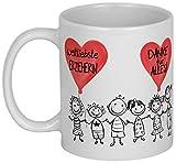 My Sweetheart® Erzieherin Geschenk Kindergärtnerin | schöne Dankeschön Geschenke Tasse | Abschiedsgeschenk Erinnnerung Geschenkidee
