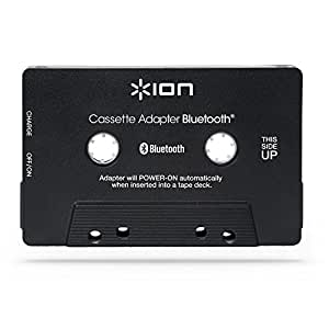 ion audio cassette adapter bluetooth music receiver. Black Bedroom Furniture Sets. Home Design Ideas