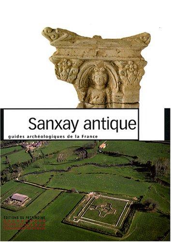 Sanxay antique NE par Pierre Aupert