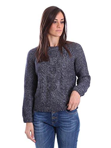 Pepe jeans PL700962 Maglione Donna Blu Xl