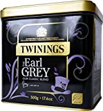 Twining Earl Grey Light and Fragant loser Tee 500 g Dose